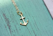 anchors / by Elya Kerstetter