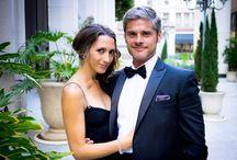 Steven Cox Instagram Photos We clean up pretty well…  #datenight #elegant #bowtie #ISpyMia #sandiego #tuxedo #ballroom #winning