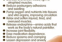 Massage / All things that pertain to the importance of Massage, benefits of Massage,