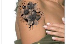 tattoo schouder