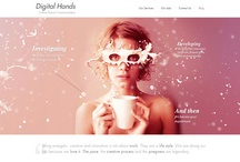 Cool website designs / by Anneka Roberts