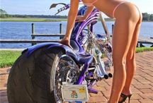 Girls and wheels
