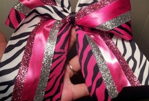 Cheer Bows for my Daughter