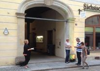 Wohnen in Pirna / Eine Pinnwand rund um das Thema Wohnen in Pirna.