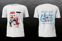 tshirt / desain kaos / sweeter