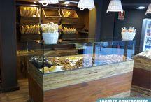 CAFE _ OBRA _ food display