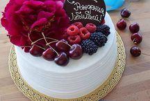 Торт «Honey Cream» / LA MAISON by JN – авторские торты Юлии Николенко