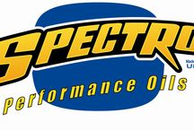 Spectro Oil / www.spectro-oils.com Spectro® Oils is one of the world's foremost manufacturers and packagers of premium – quality lubricants.  Our products are engineered to provide the highest levels of performance across the full range of full-synthetic, semi-synthetic and petroleum lubricants for all types of power-sports engines and transmissions. Spectro® provides unsurpassed strength and endurance to protect your engine against wear and tear. / by ProRidersMarketing Joe D.