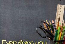 homeschool and kid life