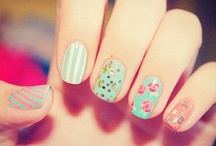 nails / by Mollie Watson