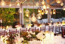 Wedding Inspirations / A graceful wedding inspired by a beautiful of world.
