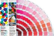 PANTONE® Matching System / Pantone Matching System: colors for printers and graphic artists and more