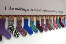 sock display