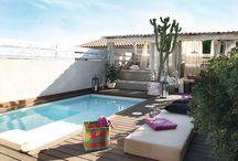 Terrazas - Balcón - Porche- Jardín- Deco exterior
