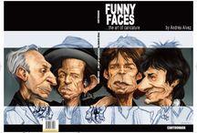 Andres Alvez / Ilustraciones / caricaturas (illustrations, caricatures)