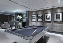 Pooltable room