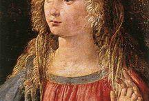 Leonard de vinci - Peinture