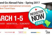 Spring 2017 Fairs