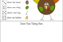 Thanksgiving Ideas / by Ginger Watkins