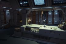 Alien Isolation References
