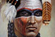 pinturas etnicas