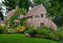 Cottage tuinen / Kunstgeschiedenis