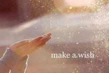 Make A Wish / by Carey Cronin