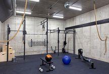Salle gym