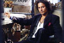 #JhonnyDeep <3 U / El hombre ideal.