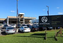 Balmoral Park Acura | WIP / Balmoral Park Acura | Architects | i4architecture | Cory Stechyshyn, OAA | Project Architect