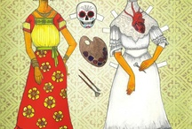 Paper Dolls / by Vanessa Barcellos