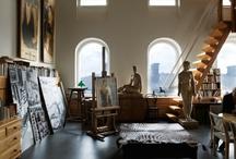 Studio Dreams / by Andrea Fryer