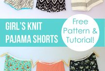 Summer Sewing Picks / Easy summer projects