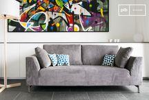 Scandinavische woonkamer / Wil je je woonkamer een nieuwe look geven? Hou je van Scandinavische design? Geef je woonkamer dan een Scandinavische look! Haal inspiratie uit dit bord en ga zelf aan de slag.