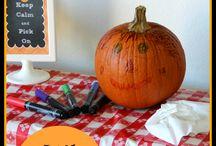 Fall Theme {Pumpkins} / by Sarah Rose