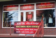 Oklejanie witryn sklepowych / Oklejanie witryn sklepowych w Lubinie