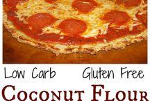 Coconut Four Baking