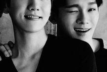 baekhyun and chen