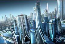 Futuro das cidades