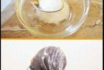 DIY hair growth
