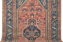 Lovely Antique Persian Serapi Rugs / Copy And Paste This Link Into Your Browser To  View A