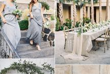 Greenery Inspired Wedding
