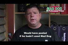 Mad Dog Primer Testimonials / Listen to the difference Mad Dog Primer made for these customers as they share their testimonials. #Paint #Peeling #Primer #Painting #Home #Exterior  http://maddogprimer.com/