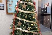 Holiday Spirit - MMFCU / Our branches are getting into the holiday spirit!