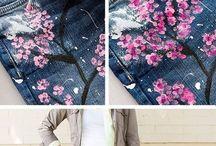 Repurposed clothes/Fashion