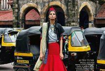 Fashion editorials India