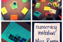 Mathematical concepts / Numeracy