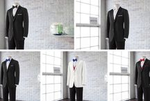 Inaugural Ball Looks / In January, Washington DC and the surrounding areas will be booming with well-dressed folks from all over the world. We've put together a few Inaugural Ball inspired looks that range from presidential to patriotic.