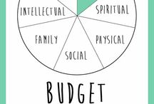 Household budget / by Sadie Dodson