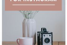 {Instagram & Photography Tips}
